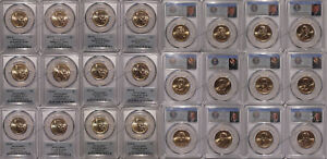 2016-D Gerald R Ford Presidential Dollar Coin PCGS MS66 Position B