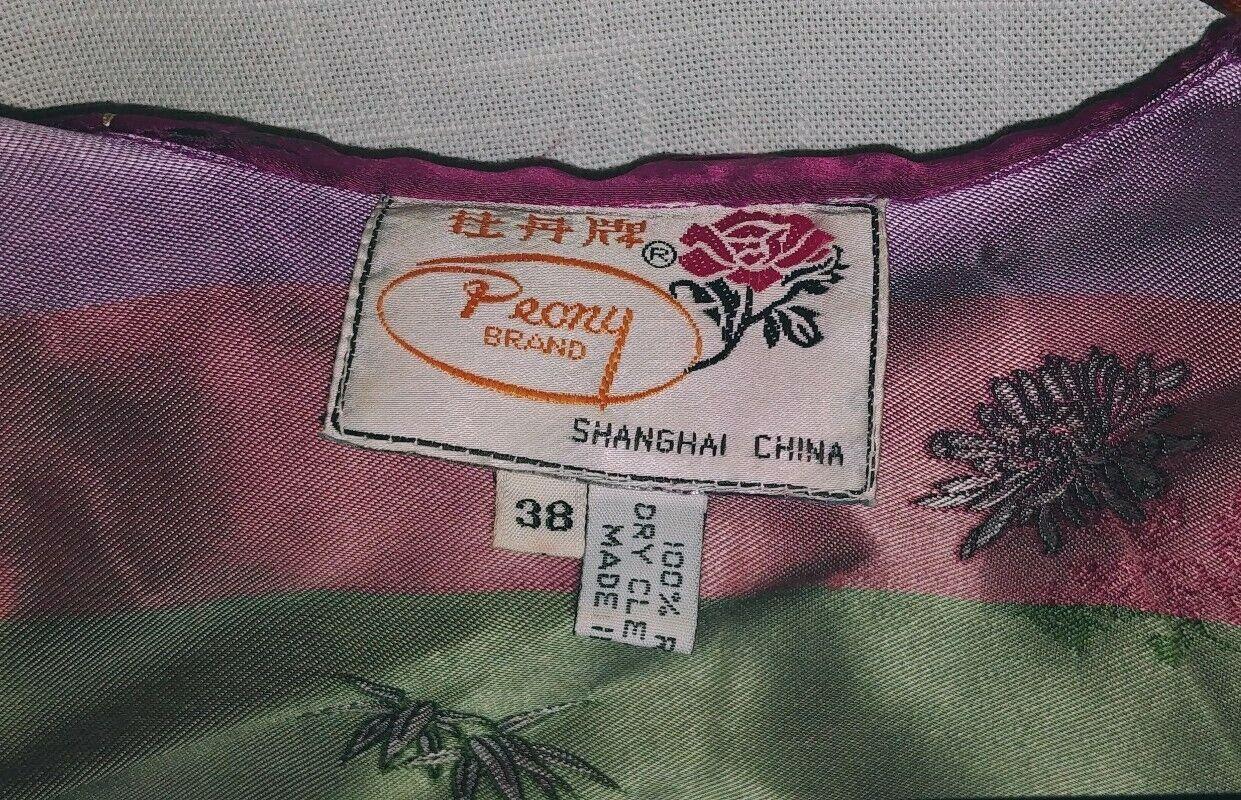 Classic Traditional Asian Chinese Cheong-sam Qipa… - image 3