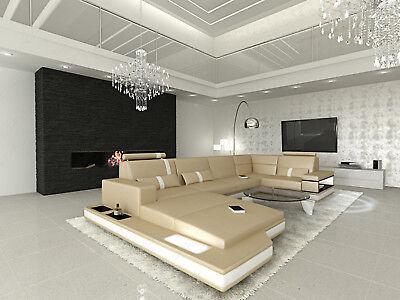 Ecksofa luxus  Designer Wohnlandschaften in vielen Farben und Formen collection ...