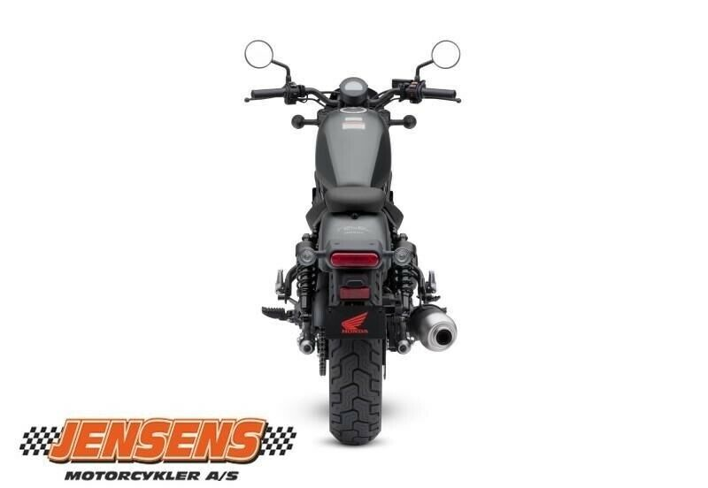 Honda, CMX 500 Rebel S, ccm 471