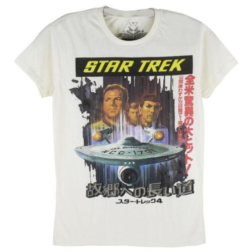 STAR TREK Spock Japanese Movie Poster Classic WORK #WK150 Men T-Shirt M L XL