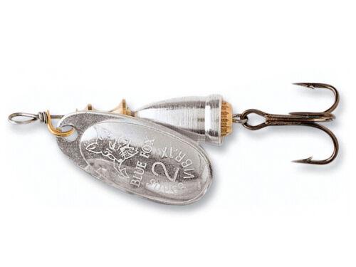 Blue Fox Vibrax Original 8g #3 VMC Hook Spinner COLORES