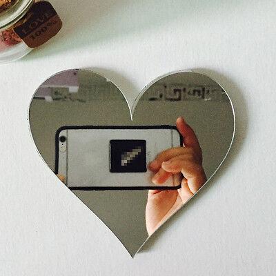 28 Letters DIY 3D Acrylic Modern Mirror Decal Art Mural Wall Sticker Home Decor