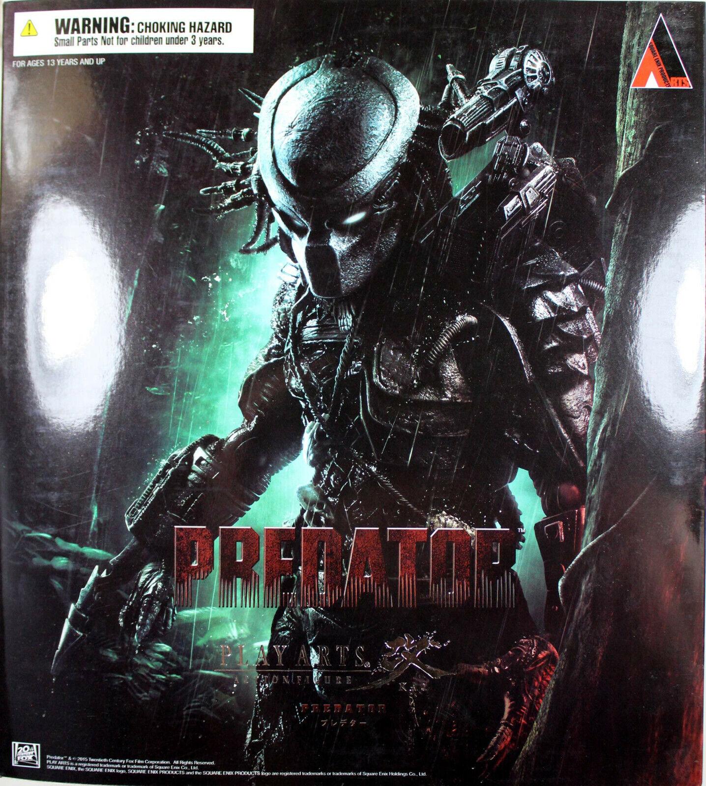 Aliens Vs. Deprojoador Projoator  Variante Figura Jugar Arts Kai   100% Auténtico