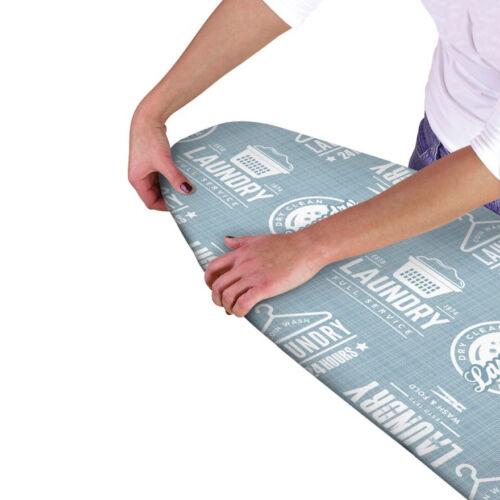 Doppio sostenuto Motivo Divertente EASY FIT ELASTICIZZATA COTONE Stiro Iron Board COVER