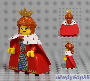 LEGO-Series-15-Queen-Minifigure-Golden-Crown-Castle-71011-Collectible-Minifig