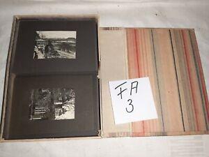 Alte Fotokiste um ca 1920-30 mit 75 Fotos Deutschland usw.(FA3) - Walsdorf, Deutschland - Alte Fotokiste um ca 1920-30 mit 75 Fotos Deutschland usw.(FA3) - Walsdorf, Deutschland