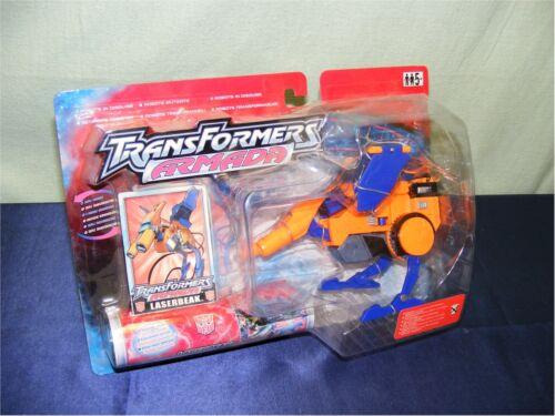 Transformers Armada láser break OVP MOC 2002 electrónicamente los efectos de sonido