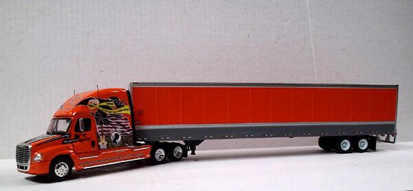 Tonkin Schneider Ride para orgullo Freightliner Cascadia Cab 1 53 2008