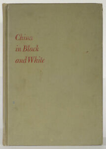 China-in-Black-and-White-woodcuts-Pearl-Buck-1945-John-Day-first-edition