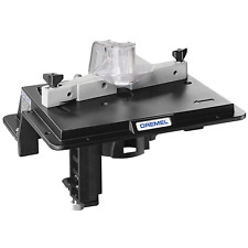 Dremel 231 Shaper Router Table Wood Router Bench Conversion Table New