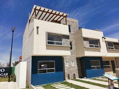 Casa en Venta en Villas del Fresno, Melchor Ocampo, 3 Recámaras. Modelo Álamo Plus 1