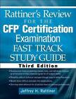 Rattiner's Review for the CFP Certification Examination: Fast Track Study Guide by Jeffrey H. Rattiner (Paperback, 2009)