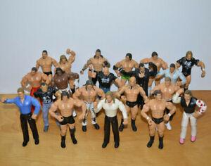 "WWE WRESTLING Action Figure 7"" 2002 - 2003 Jakks Pacific"