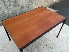 60er PASTOE Teak Esstisch 60s Dining Table CEES BRAAKMAN Tisch  Danish Sideboard