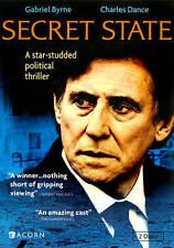 Secret State dvd Set Gabriel Byrne, Charles Dance - Acorn Media