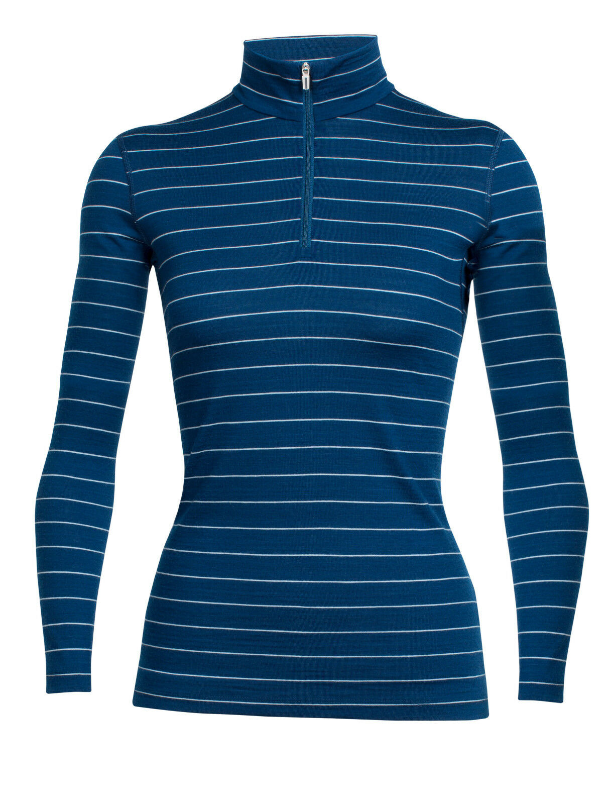 Icebreaker Womans Oasis Ls half Zip - Bodyfit 200g M ²