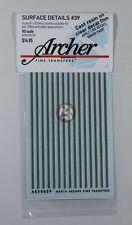 Archer Fine Transfers HO-Scale (1/87) 6 inch wide Louvers AR88039