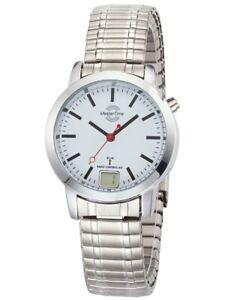Master-Time-MTLA-10591-11M-Funk-Basic-Bahnhofsuhr-Damen-34mm