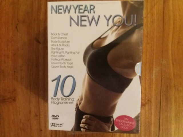 """New Year, New You"" (DVD, 2008)"