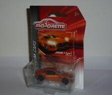 "Jaguar F-Type R 1:64 ""Firesand"" Pearlescent Orange by Majorette"