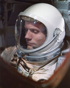 Astronaut Apollo 11 BUZZ ALDRIN Glossy 8x10 Photo Print Poster Military Portrait