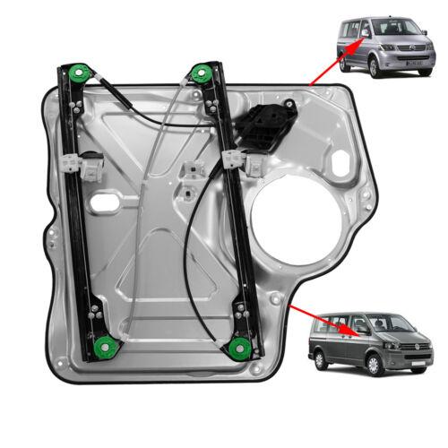 Leve vitre Avant Droit Panneau de Porte VW T5 7H0837754 7H0837754A 7H0837754B