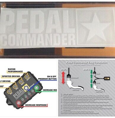 2007-2018 Toyota Tundra Pedal Commander Blue Tooth Throttle Response Controller