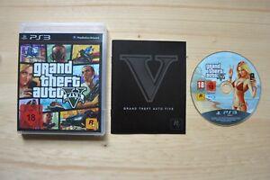 Ps3-Grand-Theft-Auto-V-GTA-5-OVP-con-instrucciones