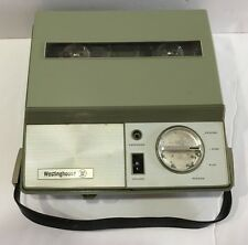 Vintage Portable Reel to Reel Tape Recorder Westinghouse H27R1 Parts Only