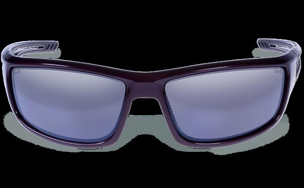 fded4f89da6c Gargoyles Sunglasses - Squall Dark Red Metallic With Polarized Smoke/silver  Lens