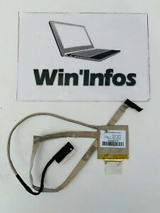 LCD Cavo Flessibile Flat Schermo & Webcam Fujitsu Lifebook A Serie (A512)
