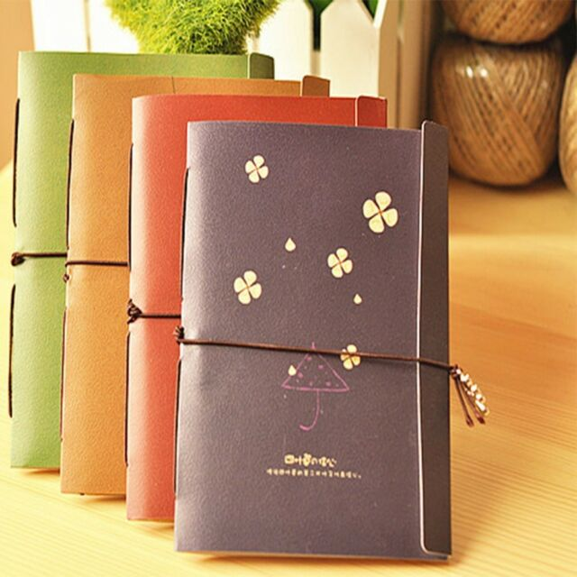 Notes Mini Durable Craft Planner Blank New Pocket Paper Notebook Memo Travel