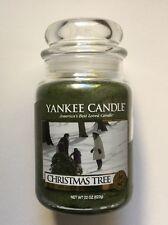 Item 3 Yankee Candle CHRISTMAS TREE 22 Oz LARGE JAR FAVORITE HOLIDAY SCENT  Yankee  Candle CHRISTMAS TREE 22 Oz LARGE JAR FAVORITE HOLIDAY SCENT