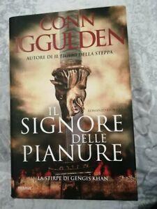 Conn-Iggulden-Il-Signore-delle-pianure-Piemme-2012