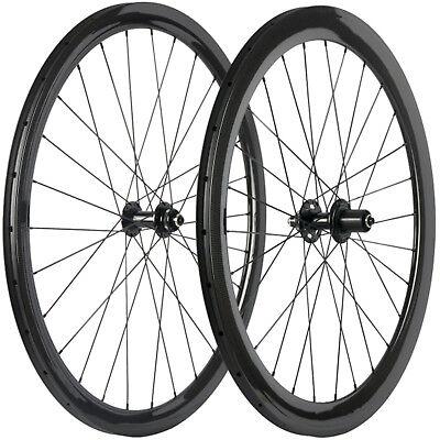 Disc Brake 38mm 50mm 88mm Depth Clincher Disc Wheels Cyclocross Carbon Wheelset