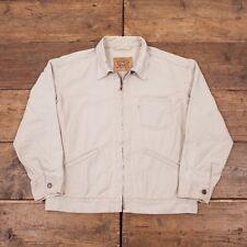 "Da Uomo Levis vintage in denim leggero Harrington Workwear Giacca XL 48-50 ""R3699"