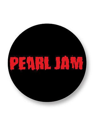 """Pin Button Badge Ø25mm 1/"""" Pearl Jam Rock Alternatif Grunge Gossard Ament"""