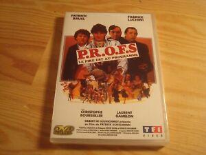 DVD-NEUF-P-R-O-F-S-Profs-Patrick-Bruel-Fabrice-Luchini