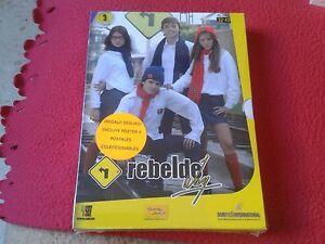 PACK-DE-3-DVD-DVDS-SERIE-TV-JUVENIL-ADOLESCENTE-REBELDE-WAY-EPISODIOS-32-A-43