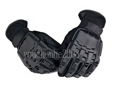 OUTDOOR TACTICAL AIRSOFT HUNTING ARMED PROTECTION PAINTBALL SWAT GLOVES-34304