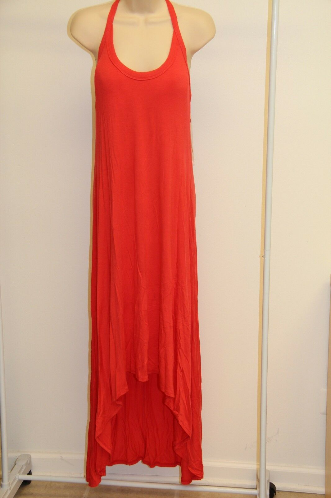 NWT Robin Piccone Swimsuit Cover Up Maxi Dress Sz L GER  138