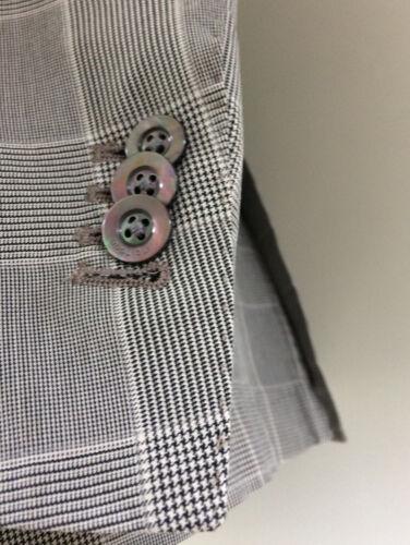 3 Tg Nuova Grigio London Giacca Di Galles 52 Bottoni Cotone Boglioli Principe fgw61UHq