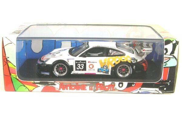 Porsche GT3-R no.33 Spa 24 H 2012 (d.tuchbant - E.Dermont - A.Leclerc - For Per