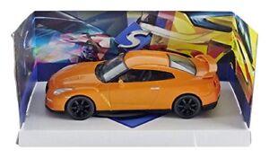 Nissan Gt-r 2007 Metallic Orange 1:43 Model 4401200 SOLIDO