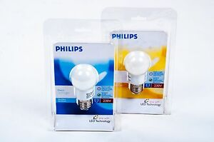 Philips-DECO-LED-LUZ-E27-1w-Bola-Lampara-Guirnalda-de-Luces-Iluminacion-Luz