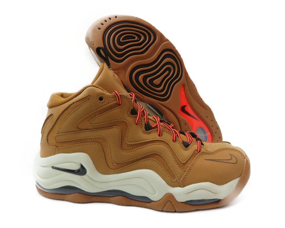 325001-700 Nike Air Pippen (Desert Ochre   Velvet Brown) Men Sneakers