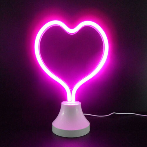 New Night Light Neon Sign Light Wall Background Room Shop Christmas Decoration