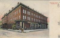 Postcard Exchange Hotel Franklin PA