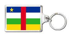 CENTRAL AFRICAN REPUBLIC FLAG KEYRING LLAVERO